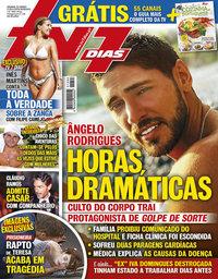 capa TV7 Dias de 31 agosto 2019