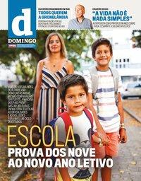 capa Domingo CM de 1 setembro 2019