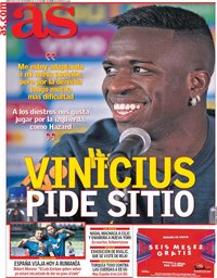capa Jornal As de 4 setembro 2019