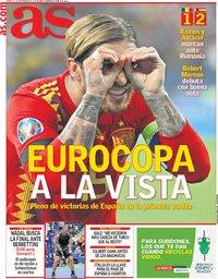 capa Jornal As de 6 setembro 2019