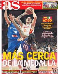 capa Jornal As de 7 setembro 2019
