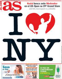 capa Jornal As de 8 setembro 2019