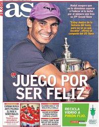 capa Jornal As de 10 setembro 2019