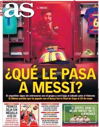 capa Jornal As de 12 setembro 2019