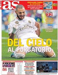 capa Jornal As de 15 setembro 2019