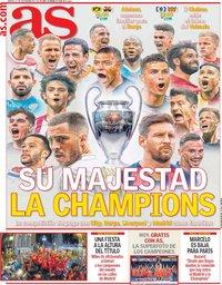 capa Jornal As de 17 setembro 2019