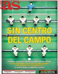 capa Jornal As de 20 setembro 2019