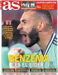 capa Jornal As de 23 setembro 2019