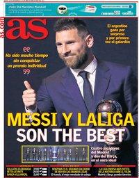 capa Jornal As de 24 setembro 2019