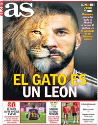 capa Jornal As de 25 setembro 2019