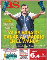 capa Jornal As de 27 setembro 2019