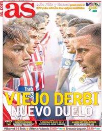 capa Jornal As de 28 setembro 2019
