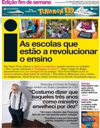 capa Jornal i de 6 setembro 2019
