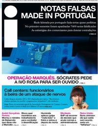 capa Jornal i de 10 setembro 2019