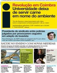 capa Jornal i de 18 setembro 2019