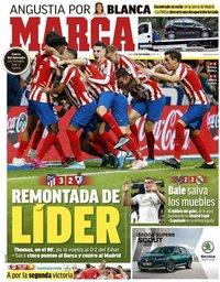 capa Jornal Marca de 2 setembro 2019