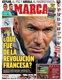 capa Jornal Marca de 3 setembro 2019