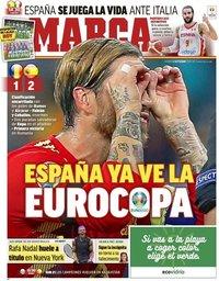 capa Jornal Marca de 6 setembro 2019