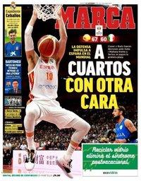 capa Jornal Marca de 7 setembro 2019