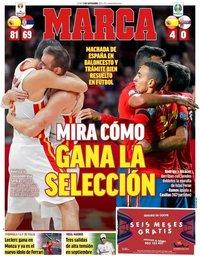capa Jornal Marca de 9 setembro 2019