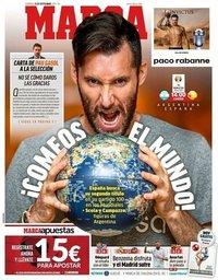 capa Jornal Marca de 15 setembro 2019