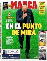 capa Jornal Marca de 20 setembro 2019