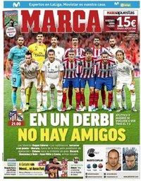 capa Jornal Marca de 28 setembro 2019