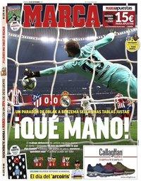 capa Jornal Marca de 29 setembro 2019