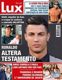 capa Lux de 5 setembro 2019