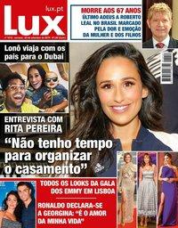 capa Lux de 19 setembro 2019