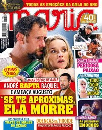 capa Maria de 12 setembro 2019