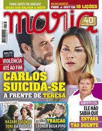 capa Maria de 19 setembro 2019