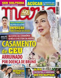 capa Maria de 26 setembro 2019