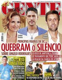 capa Nova Gente de 4 setembro 2019