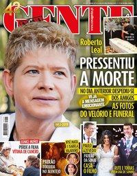capa Nova Gente de 18 setembro 2019