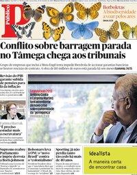 capa Público de 25 setembro 2019