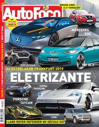 capa Revista Auto Foco de 12 setembro 2019