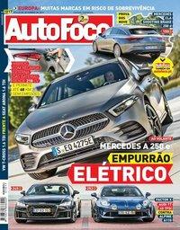 capa Revista Auto Foco de 19 setembro 2019