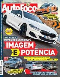 capa Revista Auto Foco de 26 setembro 2019