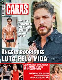 capa Revista Caras de 5 setembro 2019