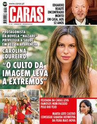 capa Revista Caras de 12 setembro 2019