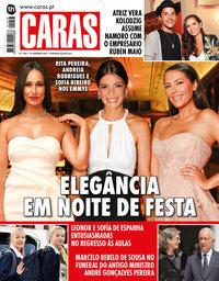 capa Revista Caras de 19 setembro 2019