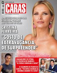 capa Revista Caras de 26 setembro 2019