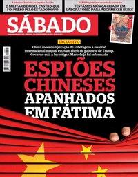 capa Revista Sábado de 5 setembro 2019