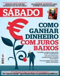 capa Revista Sábado de 12 setembro 2019