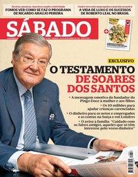 capa Revista Sábado de 19 setembro 2019