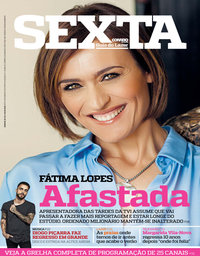capa Revista Sexta de 20 setembro 2019