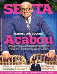 capa Revista Sexta de 27 setembro 2019
