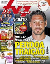 capa TV7 Dias de 28 setembro 2019