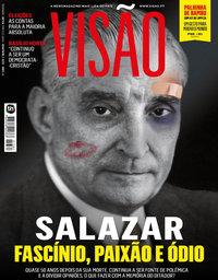 capa Visão de 12 setembro 2019